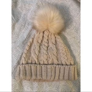 Winter hat with lining
